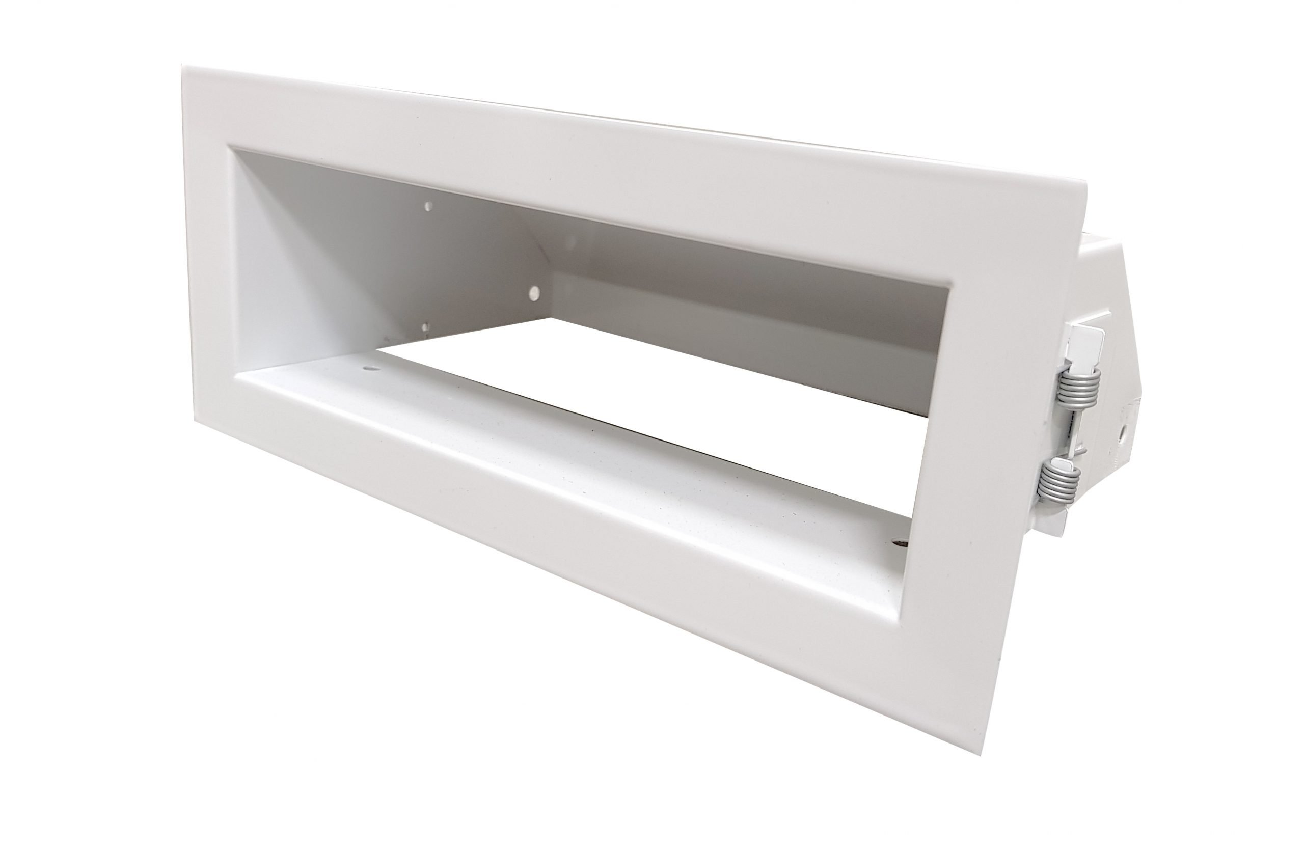 Convectierooster 200x60mm wit VP-FLAT