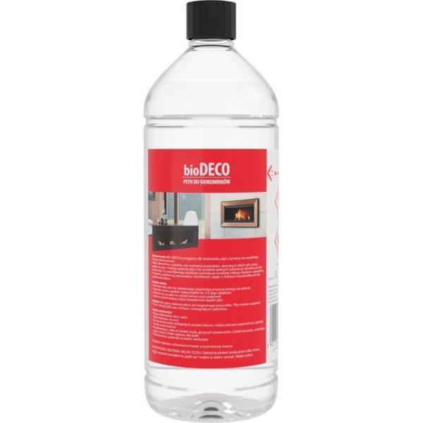 Bio-ethanol fles DECO 1 liter voor MOODFLAME